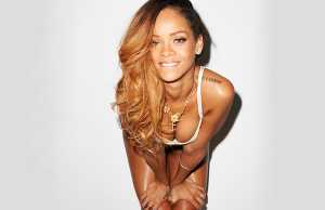 Rihanna por Terry Richardson